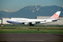 B-18271, Boeing 747-409, China Airlines CAL, (747-409LCF), PW4056, PW4000, 747-400 series