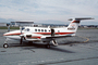 N3697F, Beech 200C, Columbia-Helicopters, PT6A