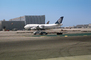 Boeing 747-400, Air New Zealand ANZ, Hangar, LAX