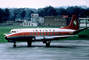 G-AOCB, INVICTA International Airlines, Vickers Viscount 755D