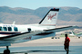 N191AV, Air Vegas, Air Vegas Airlines, Beech C-99, PT6A, Henderson Executive Airport, Las Vegas, TAFV20P14_16