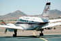N191AV, Air Vegas Airlines, Beech C-99, PT6A, Henderson Executive Airport, Las Vegas