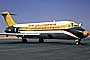 N8961, Air California ACL, Douglas DC-9-14, Black Nose, JT8D-7B s3, JT8D