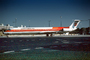 N849HA, McDonnell Douglas MD-81, Continental Airlines COA