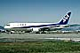 JA8489, Boeing 767-281, All Nippon Airways, ANA, 767-200 series, CF6-80A, CF6