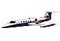 N440MC, Lear 35A, photo-object, object, cut-out, cutout, wingtip fuel tanks