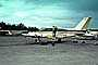 N7374U, Cessna 411, low-wing monoplane, twin-engine, prop, Nungesser Lake Lodge Ontario, July 1968, 1960's