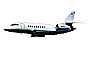 Dassault Falcon 2000, N99TY, photo-object, object, cut-out, cutout, TAGV08P12_13F