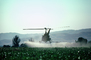 Crop Dusting, Aerial Spraying, Pesticide, Hiller UH-12, Central Valley, sprayer, TAHV01P12_08