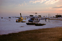 C-GLDR, Bell Jet Ranger, float pontoons, snow, ice, cold, winter