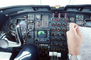 HB-IEC, Dassault Falcon-50, Steam Gauges, TAIV01P02_07