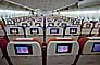 Seats, IFE, In flight entertainment, Television, seating, Empty Cabin, TAIV02P01_14
