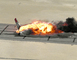 Explosion, Fireball, Crash, N833NA, 833, Edwards Air Force Base, Boeing 720-027, Controlled Impact Demonstration, NASA - FAA, CID, TARD01_111