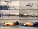 CID, N833NA, 833, Explosion, Fire, Crash, Boeing 720-027, Controlled Impact Demonstration, NASA - FAA, Six Panel composite, TARD01_113