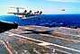 Aircraft Carrier Landing, 8-A Buffalo, QSRA, Quiet Short-haul Research Aircraft, C8-A Buffalo, NASA
