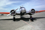 Lockheed Electra 12A, head-on