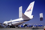 N905NA, Boeing 747-123, Shuttle Carrier Aircraft (SCA) Space Shuttle Ferry, NASA Space Shuttle Carrier, Boeing 747-100