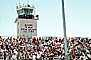 Crowds, Audience, Spectators, people, stands, flags, Reno Airshow, TASV03P05_10