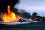 ARFF, Fire Training, Helicopter, Sikorsky, flames, foam
