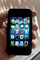 Iphone, I-phone, cell phone, hand held device, hand, fingers, monitor, cloud computing, Iphone-4s, TECD01_028