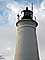 St. Marks Lighthouse, Florida, Gulf Coast, St. Marks National Wildlife Refuge, TLHD03_090