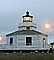 Halfmoon Reef Lighthouse, Port Lavaca, Texas, Gulf Coast, TLHD03_142