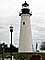 Port Isabel Lighthouse, Point (Port) Isabel, Texas, Gulf Coast, TLHD03_144