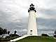 Port Isabel Lighthouse, Point (Port) Isabel, Texas, Gulf Coast, TLHD03_148