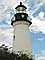 Port Isabel Lighthouse, Point (Port) Isabel, Texas, Gulf Coast, TLHD03_153