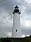 Port Isabel Lighthouse, Point (Port) Isabel, Texas, Gulf Coast, Panorama, TLHD03_158