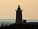 Delaware Breakwater Lighthouse, Lewes, Delaware, East Coast, Atlantic Ocean, Eastern Seaboard, Cape Henlopen State Park, Harbor, TLHD05_060