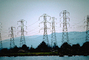 Transmission Towers, Pylons, Burlingame