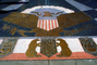 Emblems, State Logos, Eagle, bar-relief, Hoover Dam
