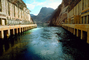 Whirlpool, Power House, Hoover Dam, Colorado River