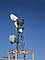 Microwave Horn, Route 66, Winslow, Arizona, Microwave Tower, TRAD01_049
