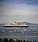 Queen Mary 2 enters San Francisco Bay, IMO: 9241061, Ocean Liner, Cunard Line, TSPD01_133