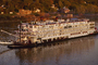 Mississippi Queen, paddle wheel steamboat, IMO 8643066