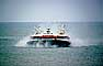 HoverSpeed, Hover Speed, Hovercraft, Air Cushion Vehicle, Propellers, head-on, SRN4