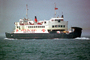 Red Funnel Services, car and passenger Ferry, Netley castle, Ro-ro, IMO: 7341219, TSPV03P14_16