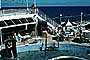parasol, umbrellas, pool, poolside, deck, Vistafjord, Ocean Liner, steamship, IMO: 7214715, Cruise Ship, TSPV07P10_09