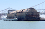 HMB-1, Hughes Mining Barge, Submersible barge, Project Azorian, Treasure Island San Francisco, TSWD02_025