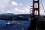 Golden Gate Bridge, Pacnoble, Cargo ship, Bulk Carrier, IMO: 7603253