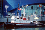 Seaspan Meteor, Tugboat, Vancouver, Dock, Harbor