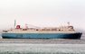 Maersk Wind, RoRo Ship, Vehicles Carrier, car carrier