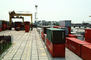 Shipping Containers on Dock, Gantry Crane, Dock, Malaysia, TSWV04P02_09