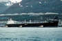 Alaska Pipeline Terminus, Valdez, Dock, Harbor, Arco Independence, IMO: 7390076, Supertanker, Tug Boats, oil storage tanks, TSWV04P06_11B