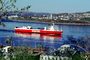 Cabot, Oceanex, Ro-ro Cargo, St. Lawrence River, RedHull, redboat, IMO: 7700051