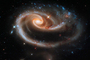Rose of Galaxies, Arp 273, UGC 1813, Spiral Galaxy, UGND01_013B