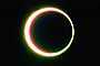 Solar Eclipse, Annular Eclipse, UHIV01P10_04