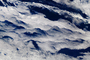 Marine stratocumulus clouds, southern Indian Ocean, March 2013, UPCD01_049B